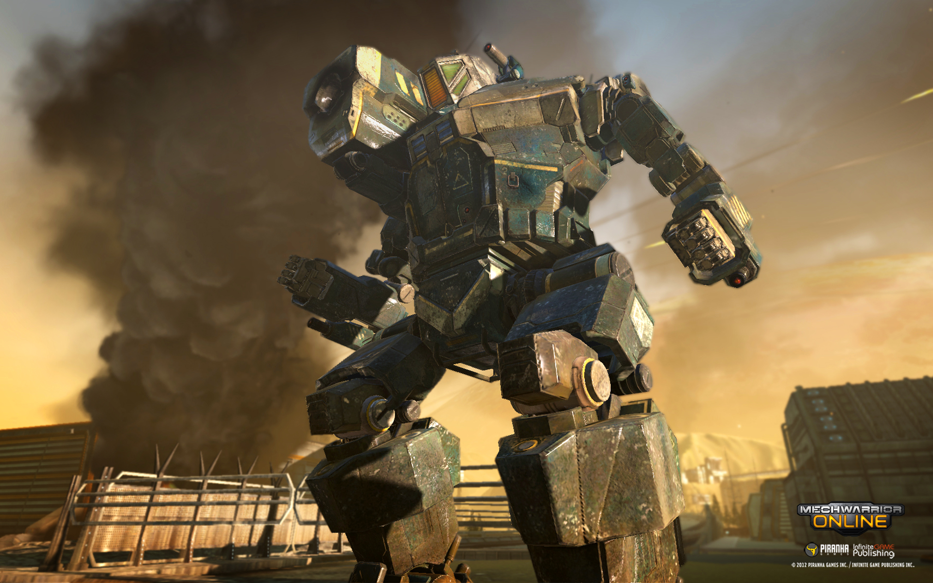 mechwarrior how to change profile picture