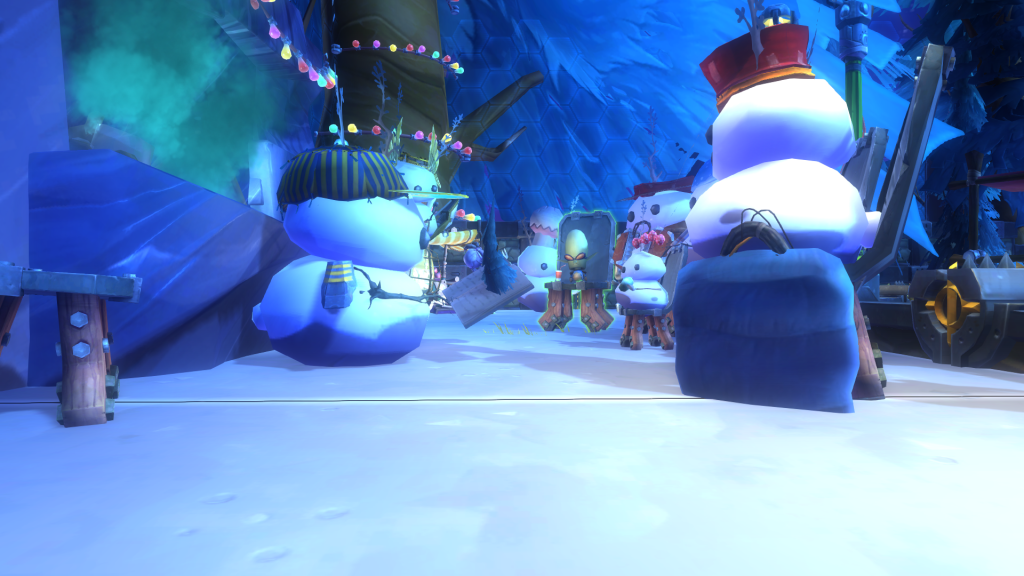Snowman Party!
