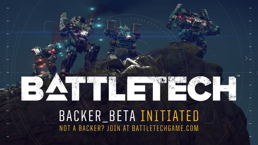TBS BattleTech is BACK!